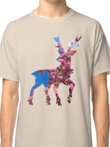 Sawsbuck (spring) used aromatherapy Classic T-Shirt