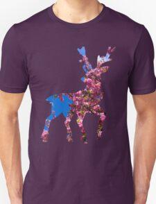 Sawsbuck (spring) used aromatherapy Unisex T-Shirt