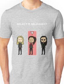 Select Raven Unisex T-Shirt