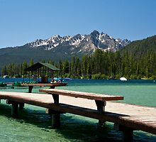 Redfish Lake, Idaho by photomatte