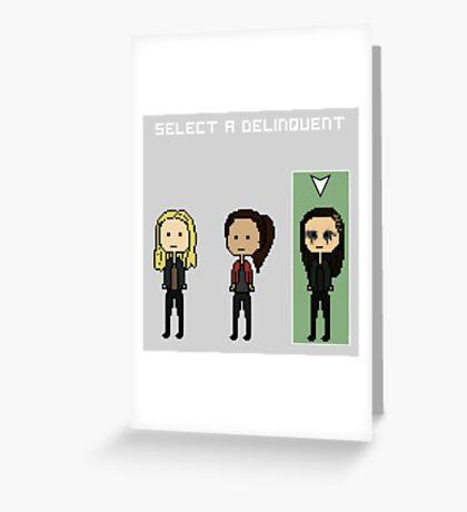 Select Octavia Greeting Card