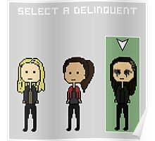 Select Octavia Poster