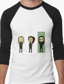 Select Octavia Men's Baseball ¾ T-Shirt