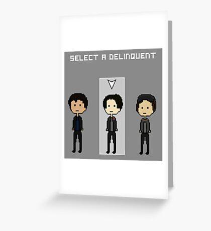 Select Murphy Greeting Card