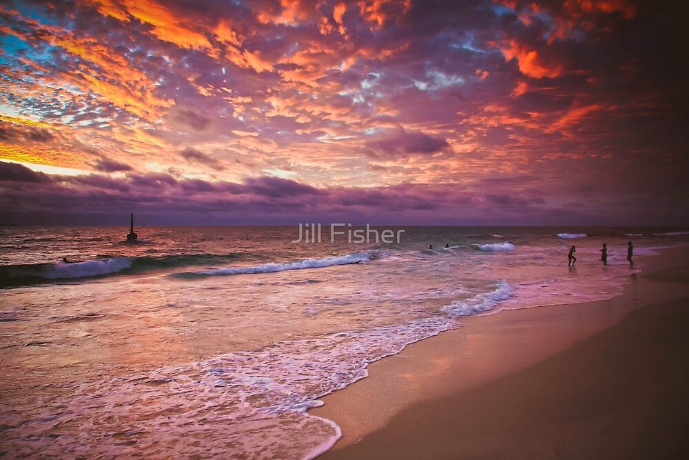 Sunset Sky by Jill Fisher