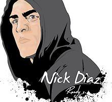 Nick Diaz by RandysOnline