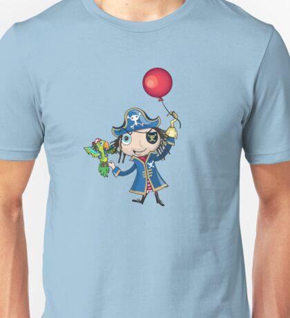 Glitterbugs pirate Unisex T-Shirt