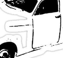 FJ Ute Sticker