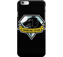 Diamond Dogs - MGS V iPhone Case/Skin