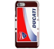 Ducati iPhone Case iPhone Case/Skin