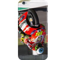 Rossi in Mugello iPhone Case iPhone Case/Skin