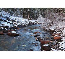 Ribbon Creek Photographic Print