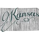 Kansas State Typography by surgedesigns