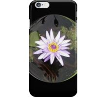Lilac Pond iPhone Case/Skin