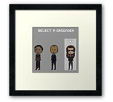 Select Lexa  Framed Print