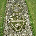 Macabre Grave by hans p olsen
