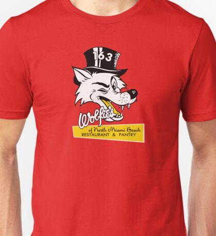 Wolfies Restaurant Unisex T-Shirt