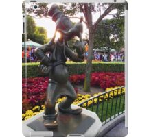 Goofy in the Hub iPad Case/Skin