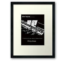 the hours Framed Print