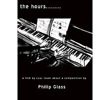 the hours Photographic Print