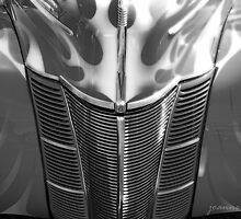 Classic Car 215 by Joanne Mariol