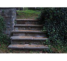 Stone Passage Photographic Print