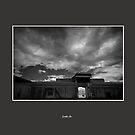 Clouds Above Tibetan Plateau 2009 Series 62 by jiashu xu