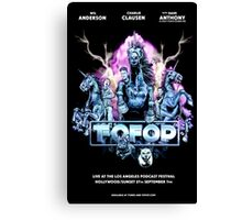 TOFOP/FOFOP - Cool Things For Cool People Canvas Print