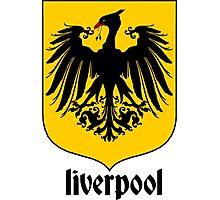 Liverbird German crest Photographic Print