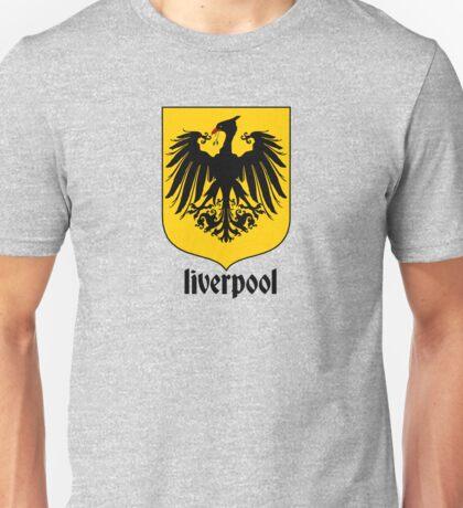 Liverbird German crest Unisex T-Shirt