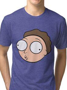 Adorable Morty Tri-blend T-Shirt