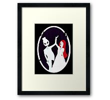 Dancing Through Your Nightmares 2 Framed Print