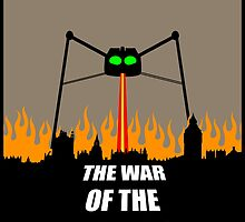 War of the Worlds Minimal by Stevie B