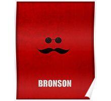 Bronson Minimal Poster