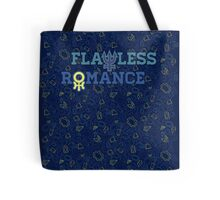 FLAWLESS ROMANCE Tote Bag