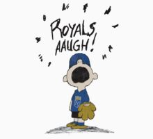 ROYALS AAUGH! Baby Tee