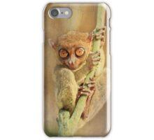 Phillipine tarsier iPhone Case/Skin
