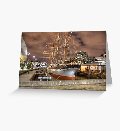 Polly Woodside Greeting Card