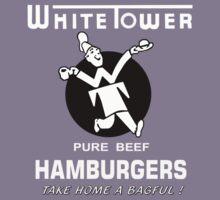 White Tower Kids Tee