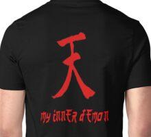 The Raging Inner Demon Unisex T-Shirt