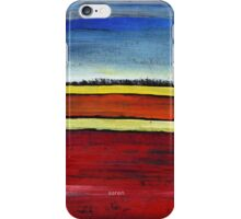 Broome Landscape iPhone Case/Skin