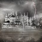 Haunted Boldt Castle by Lori Deiter