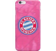 Bayern Munich Celebration - Pink  iPhone Case/Skin