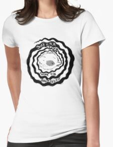 Sheena Says! Illustration Womens Fitted T-Shirt