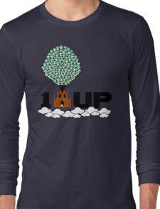 1UP (8bit) Long Sleeve T-Shirt