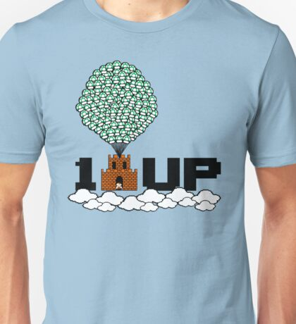 1UP (8bit) T-Shirt
