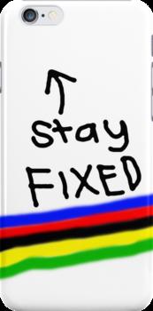 Stay Fixed by Boni Febrianda