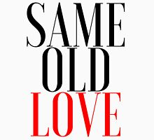 """SAME OLD LOVE"" BY SELENA GOMEZ (FROM REVIVAL) Womens Fitted T-Shirt"