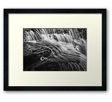 East Gill Force 03 - Nr Keld, Yorkshire Dales Framed Print