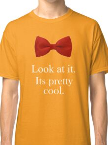 Bowties are cool. Classic T-Shirt